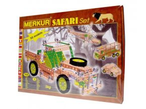 Merkur - Safari set