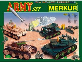 Merkur - Army set