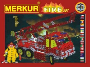 Merkur - Fire set