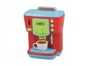 Kávovar Deluxe červený