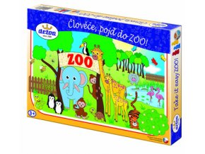 Človeče, poď do ZOO!