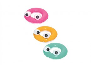 Plávacie koleso s očkami
