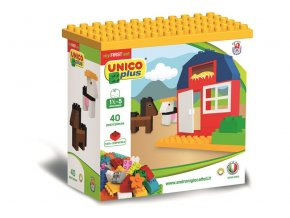 UNICO Plus Basic Box 40 dielny