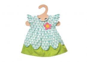 Šatočky pre bábiku sedmokráska