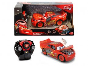 RC Cars 3 Blesk McQueen Crazy Crash