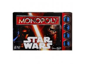 MONOPOLY STAR WARS SK