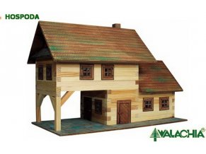 Krčma - stavebnica Walachia