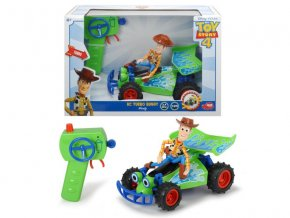 RC Toy Story Buggy s figúrkou Woody