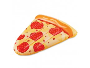 Nafukovacie lehátko pizza