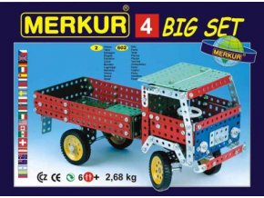 Merkur 4 Big set