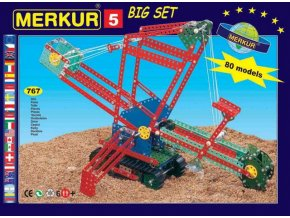 Merkur 5 Big set