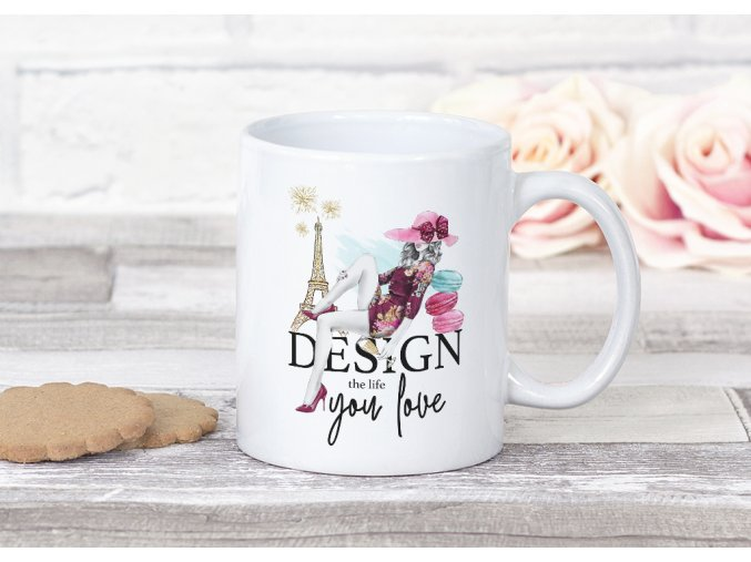 Design the life you love keram