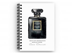NOTES, DIÁŘ COCO CHANEL NOIR