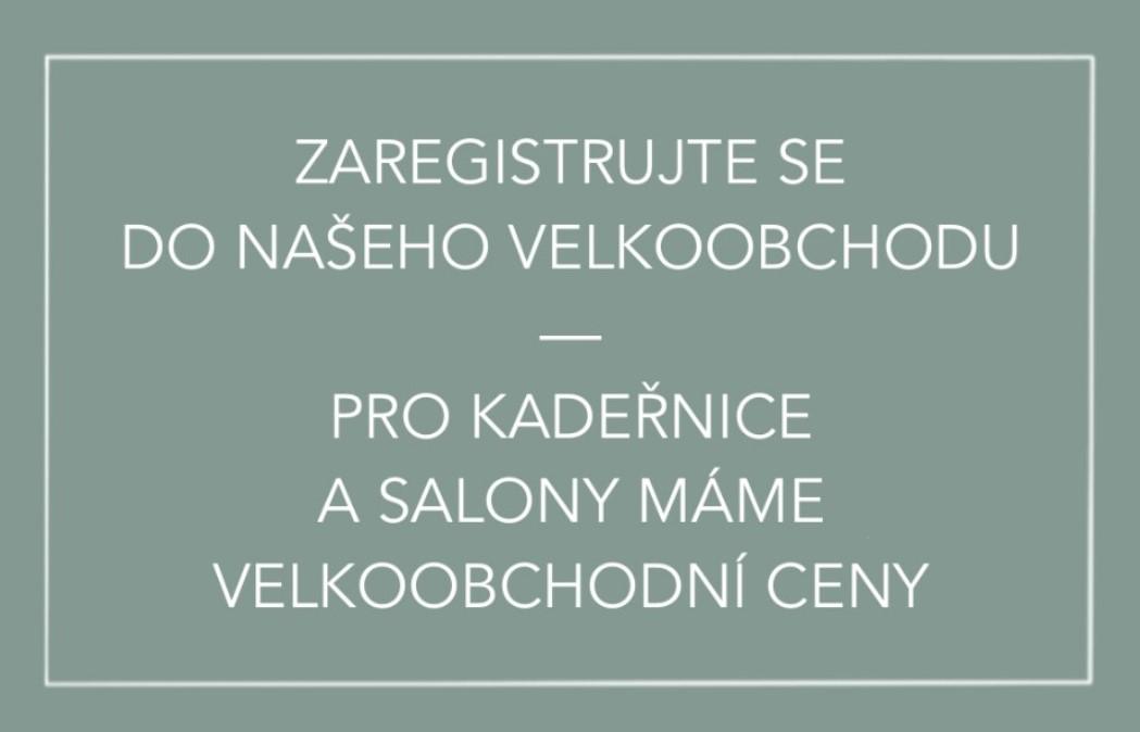 Registrace do velkoobchodu