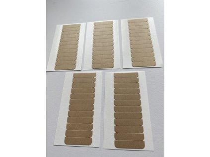 Náhradní pásky 3 x 0,8 mm