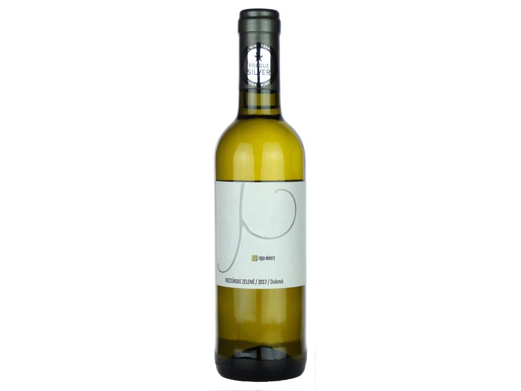 Repa Winery - Veltlínske zelené 2017 - Bílé víno - Jakostní víno VOC