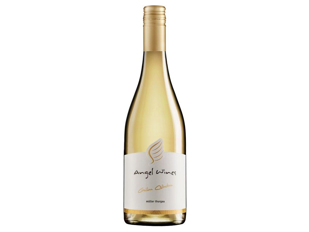 Angel Wines - Müler Thurgau 2020 - Bílé víno - Jakostní víno VOC