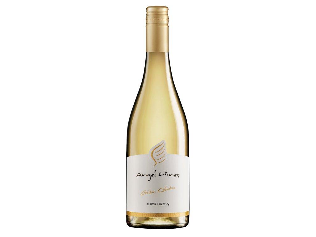 Angel Wines - Tramín Korenistý 2020 - Bílé víno - Jakostní víno