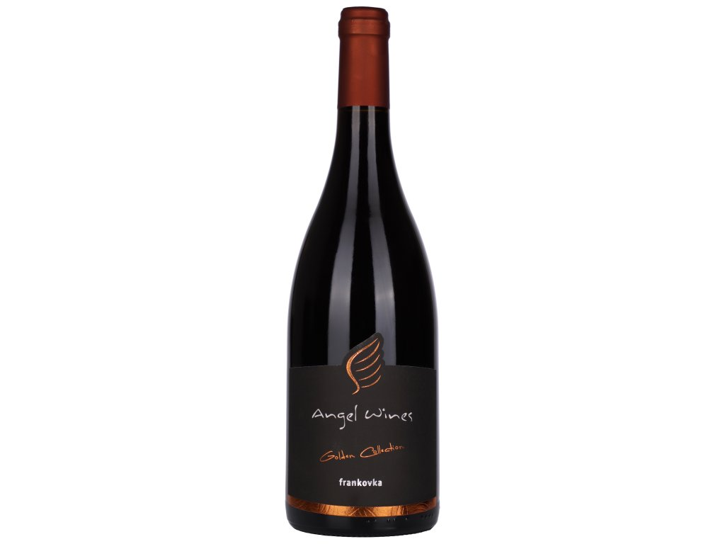 Angel Wines - Frankovka Modrá 2019 - Červené víno - Jakostní víno