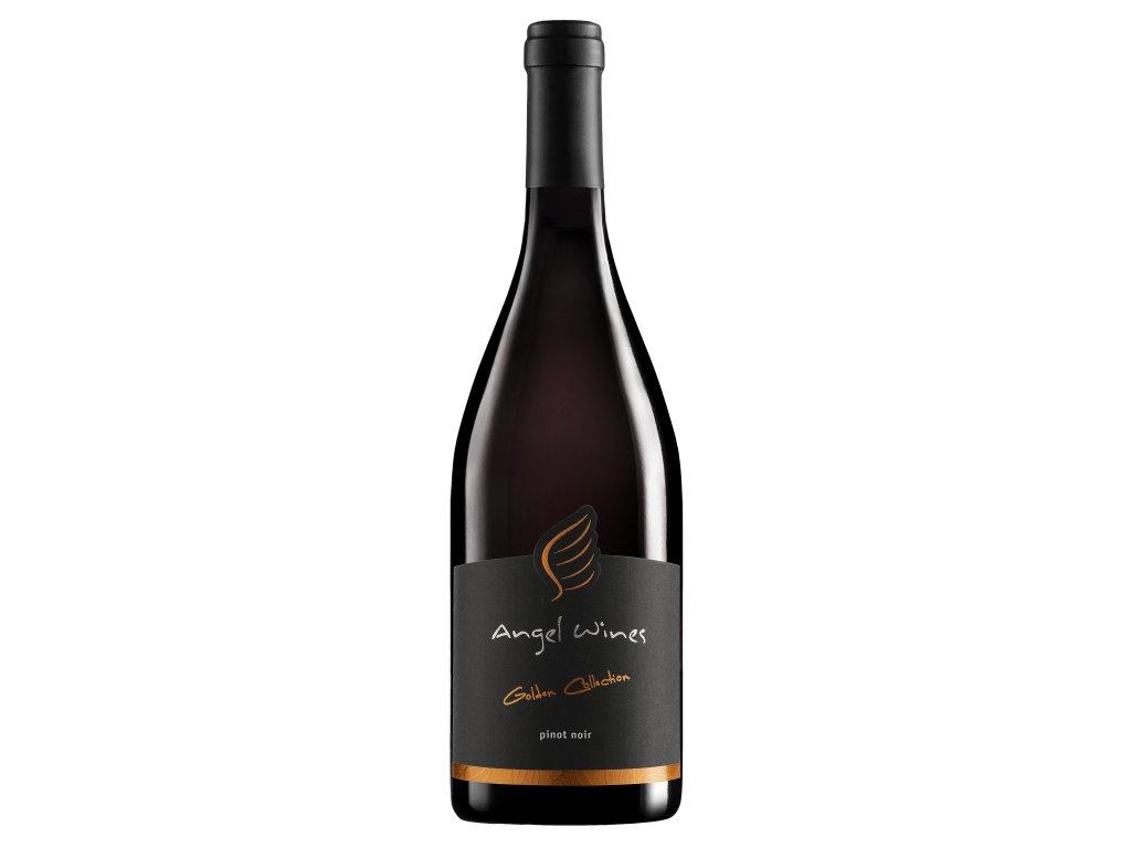 Angel Wines - Pinot Noir 2018 - Červené víno - Jakostní víno VOC
