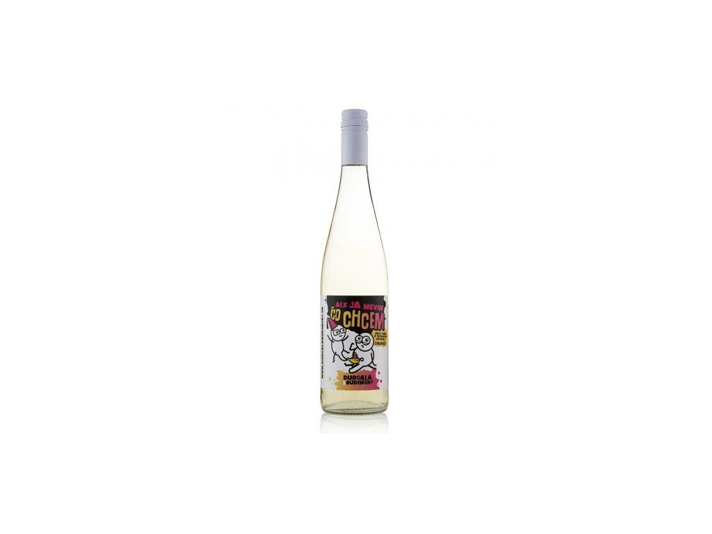 Durgala a Budínsky - Ale Ja Nevím Čo Chcem 2019 - Bílé víno - Jakostní víno