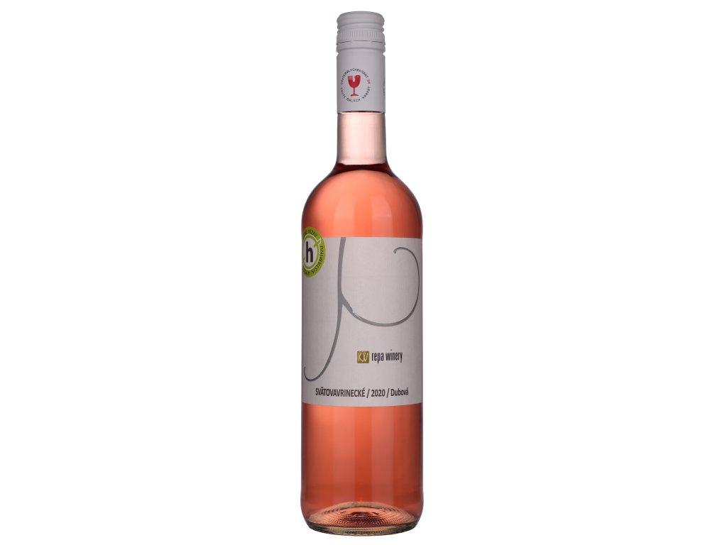 Repa Winery - Svätovavrinecké Rosé 2020 - Růžové víno - Jakostní víno VOC