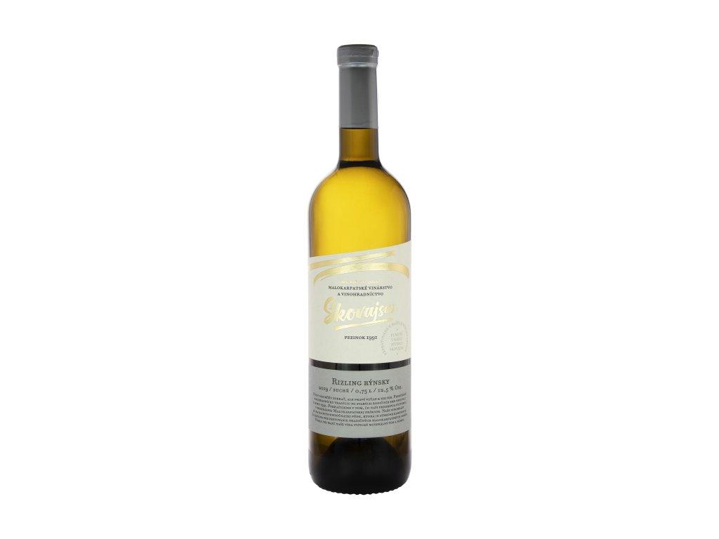 Skovajsa - Ryzlink rýnský 2019 - Bílé víno - Jakostní víno VOC