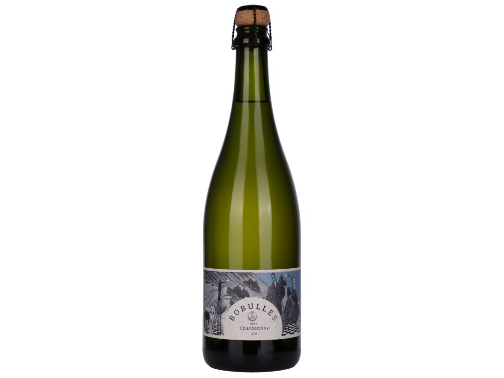 Bobulles - Sekt Chardonnay 2019 - Art collection - Šumivé víno - Jakostní víno VOC
