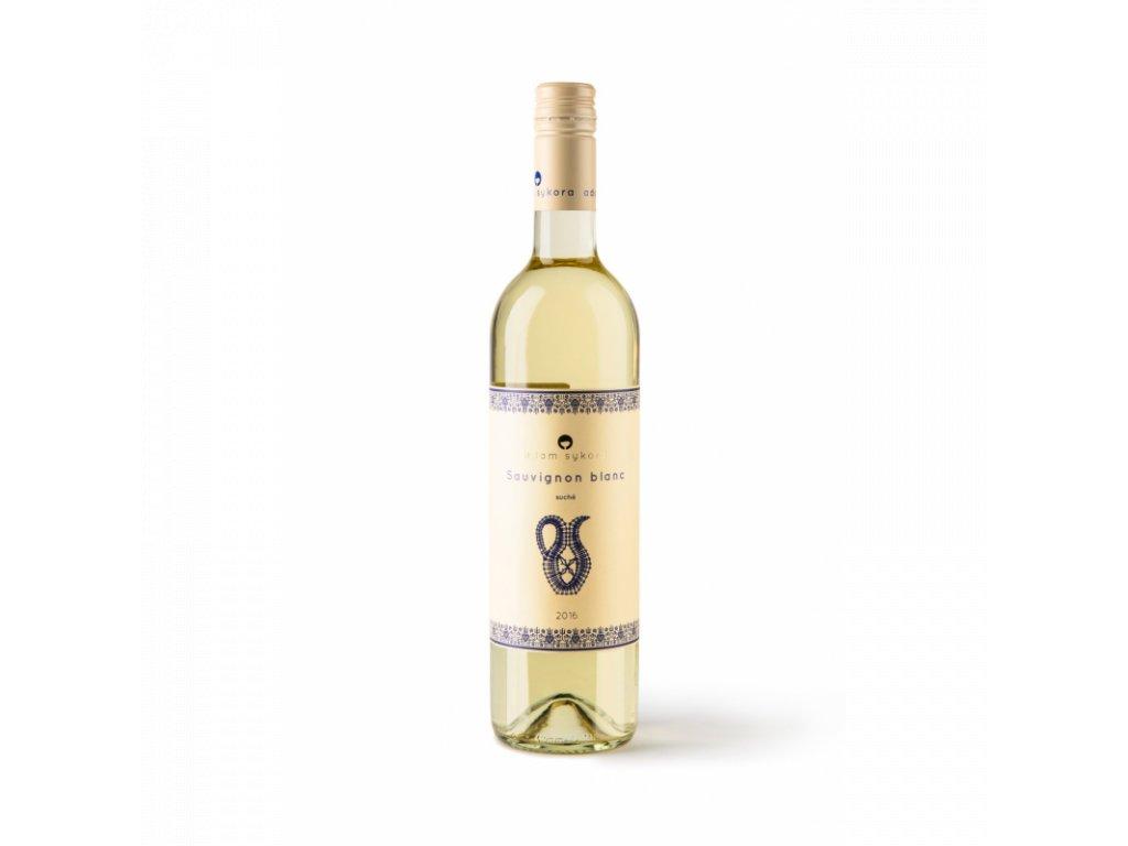 Sykora Fine Wines - Sauvignon blanc 2020 - Bílé víno - Kabinetní víno