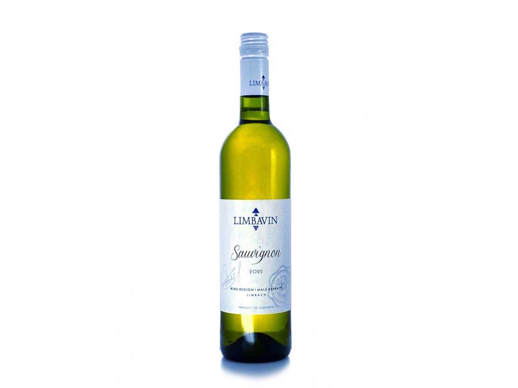 Limbavin - Sauvignon 2020 - Bílé víno - Jakostní víno