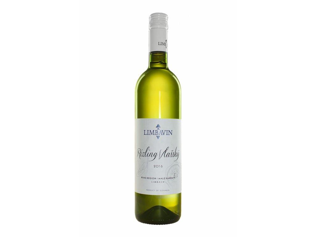 Limbavin - Ryzlink vlašský 2019 - Bílé víno - Jakostní víno