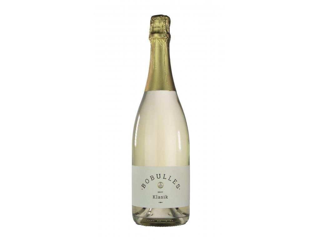 Bobulles - Sekt Cuvée Klasik 2019 - Šumivé víno - Jakostní víno