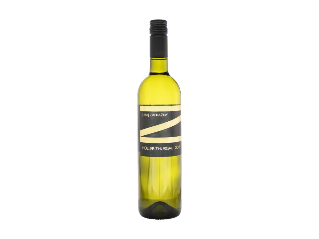 Zápražný - Muller Thurgau  Chop,Suché - Bílé víno - Jakostní víno VOC