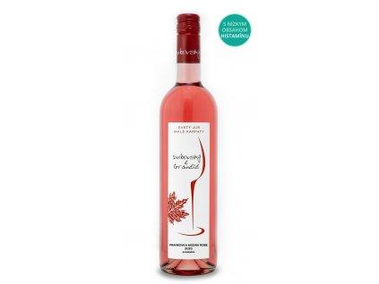 Dubovský & Grančič - Frankovka Modrá Rose 2020 - Růžové víno - Jakostní víno