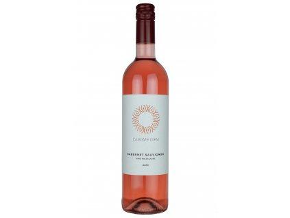 Carpate Diem - Cabernet sauvignon rosé 2019 - Růžové víno - Jakostní víno VOC