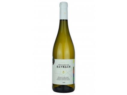 Baynach - Pinot blanc 2016 - Bílé víno - Pozdní sběr