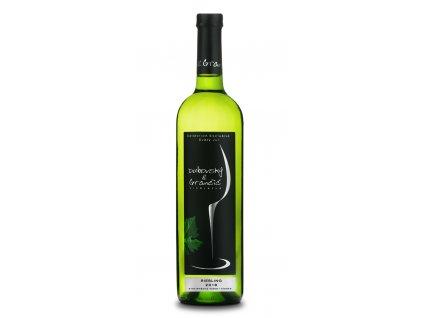 Dubovský & Grančič - Riesling 2018 - Bílé víno - Výběr z bobulí