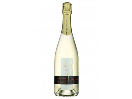 Dubovský & Grančič - Sekt Chardonay Methode Classique 2020 - Šumivé víno - Jakostní víno