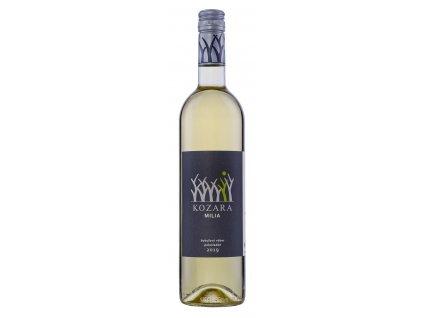 Kozara - Mília 2019 - Bílé víno - Výběr z hroznů