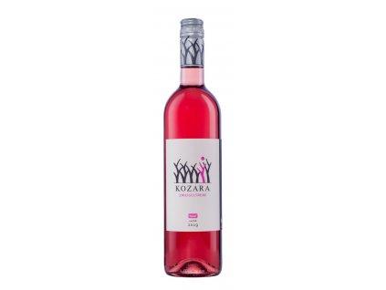 Kozara - Zweigeltrebe rosé 2019 - Růžové víno - Jakostní víno