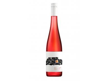 Rariga - Alibernet rosé 2019 - Růžové víno - Jakostní víno VOC