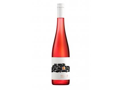 Rariga - Rosa rosé 2018 - Růžové víno - Jakostní víno VOC