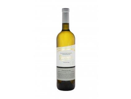 Skovajsa - Rulandské bílé - Pinot blanc 2018 - Bílé víno - Jakostní víno VOC