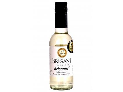 Brigant - Brizzante   - Šumivé víno - Jakostní víno VOC