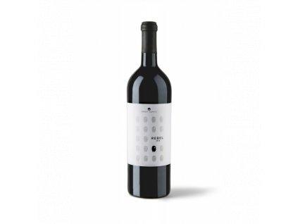 Sykora Fine Wines - Cuvée Rebel 2016 - Červené víno - Pozdní sběr