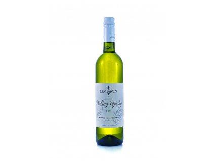 Limbavin - Ryzlink rýnsky 2017 - Bílé víno - Jakostní víno