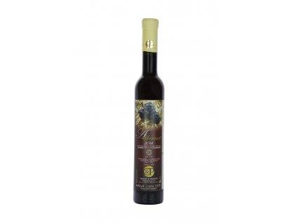 Cintavý a Pisarčík - Alibernet 2014 - slamové - Červené víno - Slámové víno