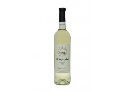 Fiala - Veltlínske zelené 2018 - Bílé víno - Jakostní víno