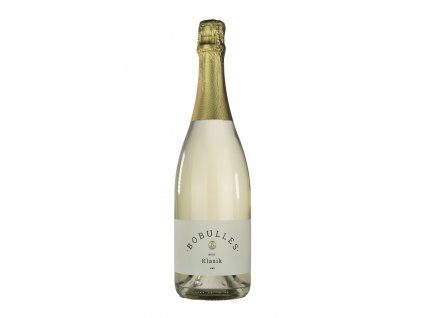 Bobulles - Cuvée Klasik 2019 - Šumivé víno - Jakostní víno