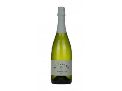 Bobulles - Chardonay 2019 - Šumivé víno - Jakostní víno VOC